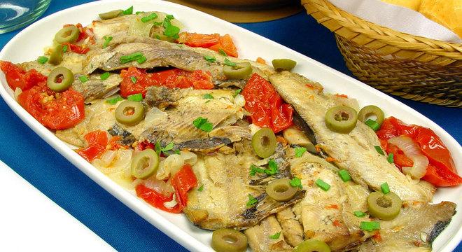 Guia da Cozinha - Receitas com sardinha: refeições baratas e práticas