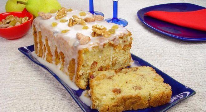 Guia da Cozinha - Receitas de bolo inglês para o café da tarde