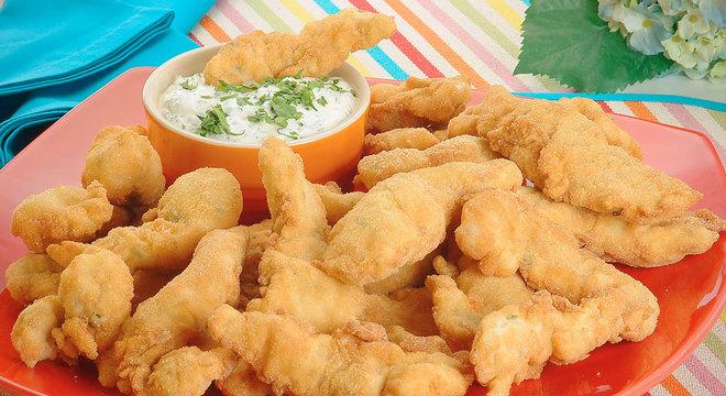 Guia da Cozinha - Receitas de iscas de frango para saborear a qualquer hora