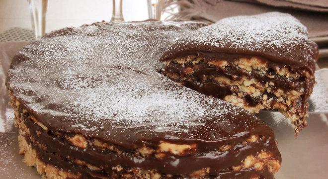 Guia da Cozinha - Receitas de palha italiana para quem ama esse doce