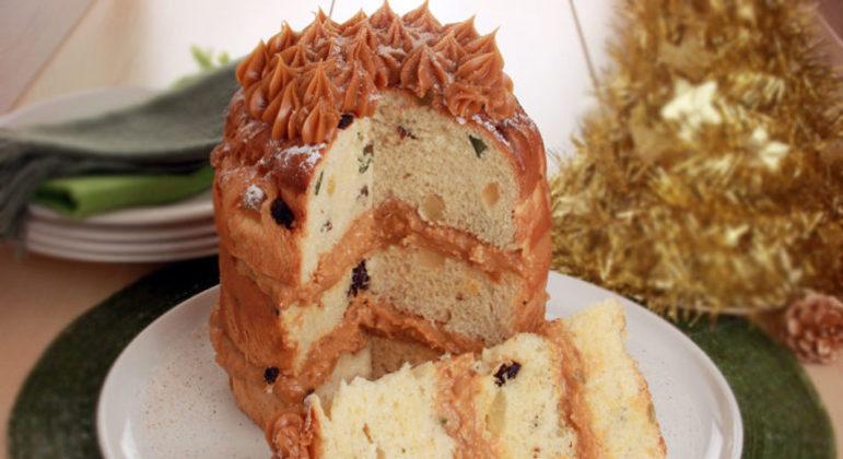 Guia da Cozinha - Receitas de panetone para ter o gostinho do Natal o ano inteiro
