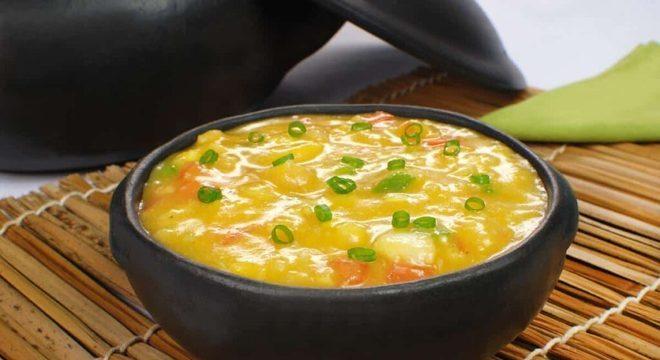 Guia da Cozinha - Receitas de pirão para um acompanhamento delicioso e rápido