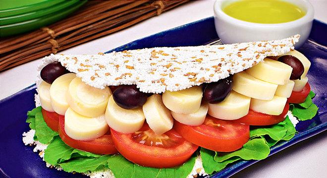 Guia da Cozinha - Receitas de tapioca para um cardápio simples e leve