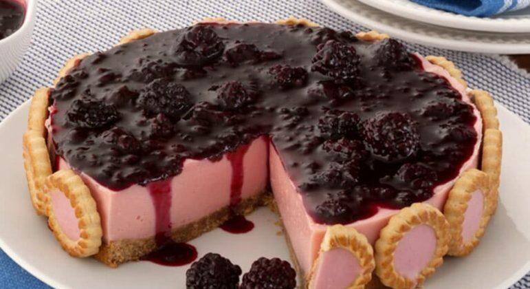 Guia da Cozinha - Receitas de torta holandesa para fazer no almoço de Dia das Mães