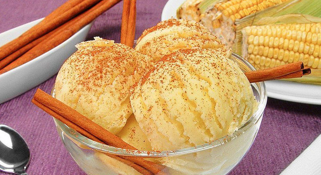 Guia da Cozinha - Receitas doces com milho para qualquer momento do dia