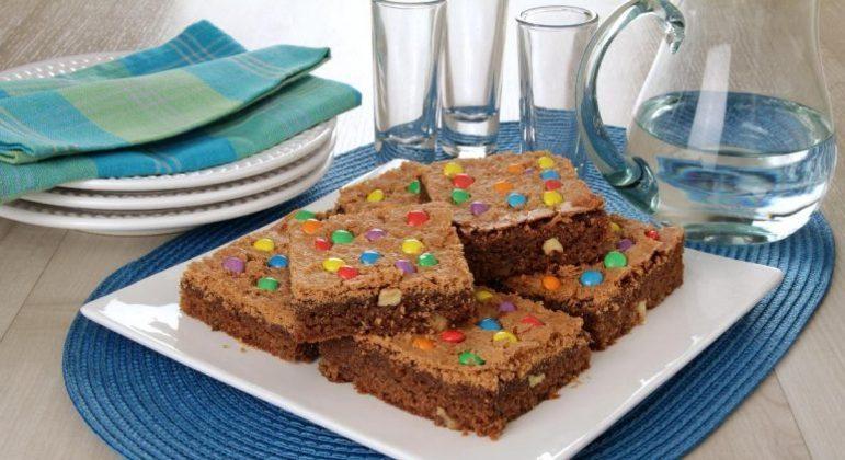 Guia da Cozinha - Receitas fáceis e deliciosas de brownie para saborear
