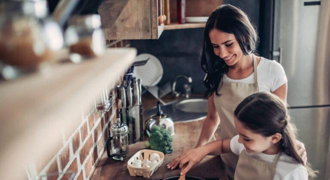 Guia da Cozinha - Receitas para preparar um almoço especial para as crianças