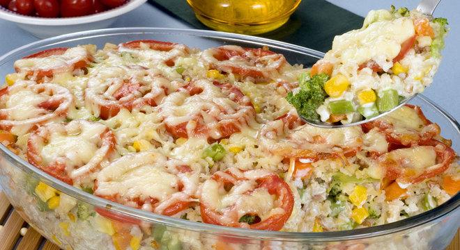 Guia da Cozinha - Receitas práticas de arroz de forno que você precisa provar