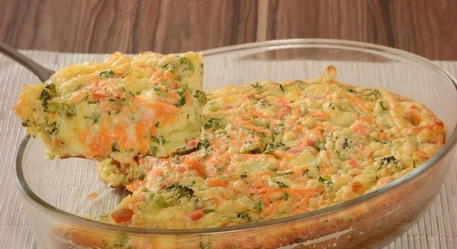 Guia da Cozinha - Receitas práticas de torta de legumes para experimentar
