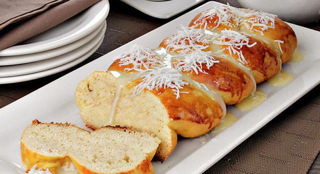 Guia da Cozinha - Rosca caseira para comemorar o Dia Mundial do Pão!