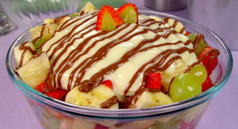 Guia da Cozinha - Salada de frutas: receitas prontas em até 30 minutos