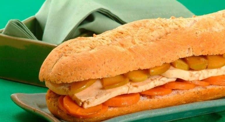 Guia da Cozinha - Sanduíches vegetarianos para provar ainda hoje
