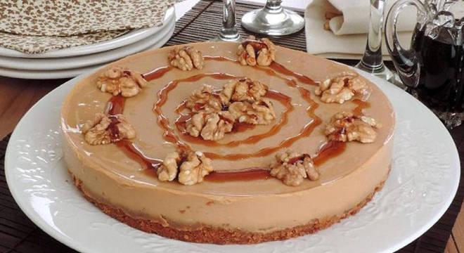Guia da Cozinha - Torta de doce de leite: veja opções para se deliciar