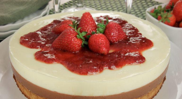 Guia da Cozinha - Torta de Nutella® e leite Ninho®