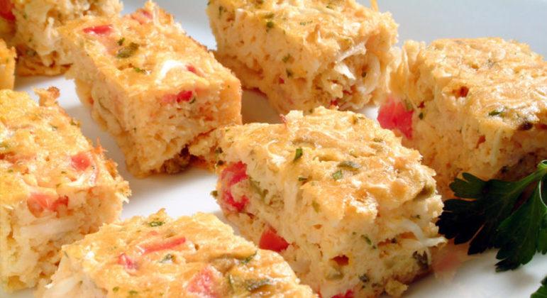Guia da Cozinha - Torta fácil de repolho pronta em 40 minutos