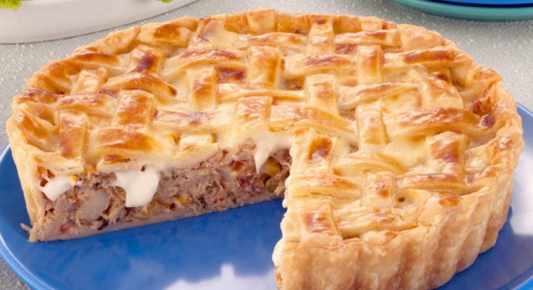 Guia da Cozinha - Torta folhada: 5 receitas prontas em menos de 1 hora