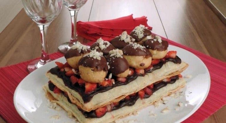 Guia da Cozinha - Torta folhada doce: conheça receitas diferentes da sobremesa