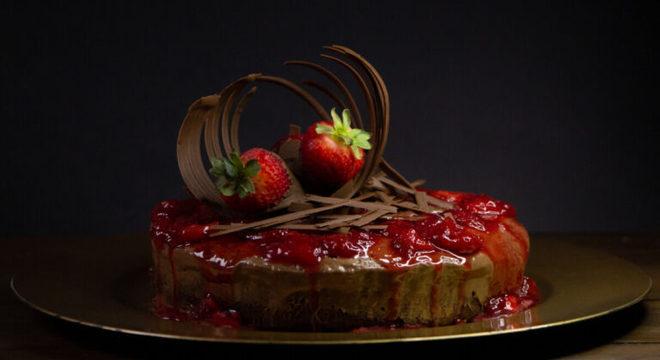 Guia da Cozinha - Torta Pantone da Rafa: uma fatia só vai ser pouco