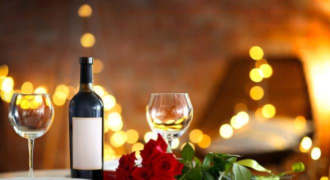 Guia da Cozinha - Valentine's Day: cardápio especial para um jantar a dois