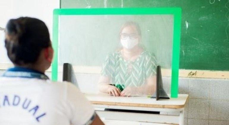 Unicef lança guia com práticas para a reabertura segura das escolas durante a pandemia