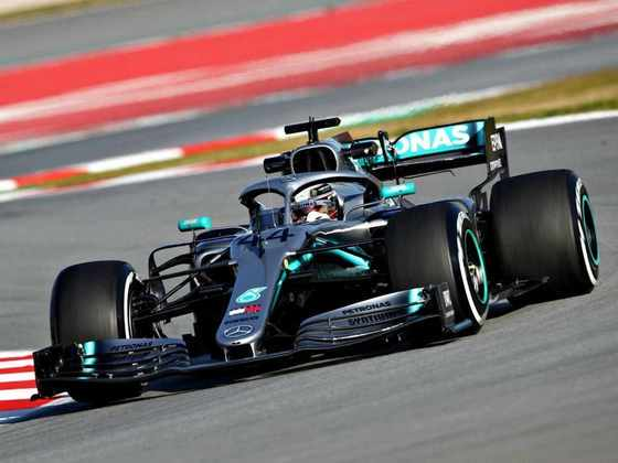 Guiando o W10, Hamilton subiu no lugar mais alto do pódio 11 vezes, além de faturar o sexto título na Fórmula 1