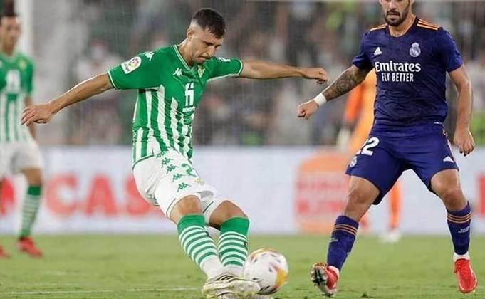 Guido Rodríguez - 27 anos - Real Betis - Volante: atua no clube espanhol desde 2020. (Sua convocação pode ser afetada)