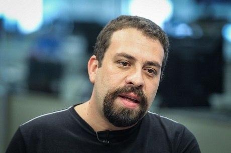 Guilherme Boulos é candidato à Prefeitura de SP