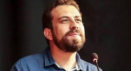 Na imagem, Guilherme Boulos (PSOL-SP)