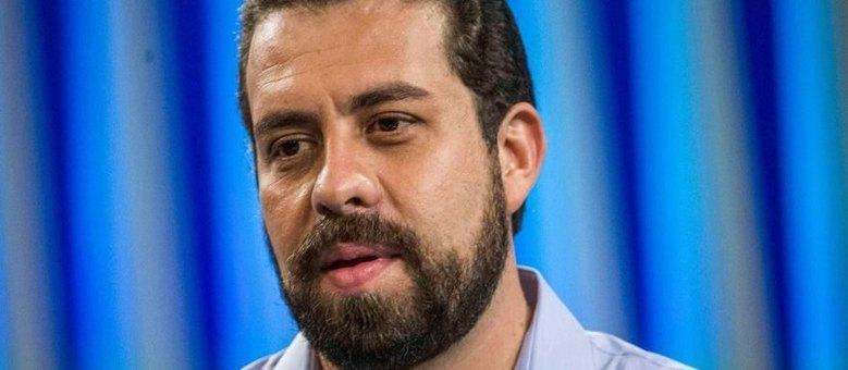 O líder do MTST, Guilherme Boulos, quer ser prefeito de São Paulo