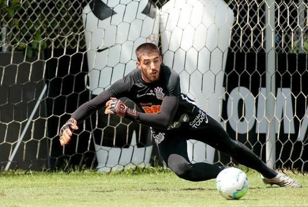 Guilherme - goleiro - 20 anos - Foi promovido ao elenco profissional no início de 2020 e ainda não estreou. Além disso, costuma jogar com a equipe sub-23.