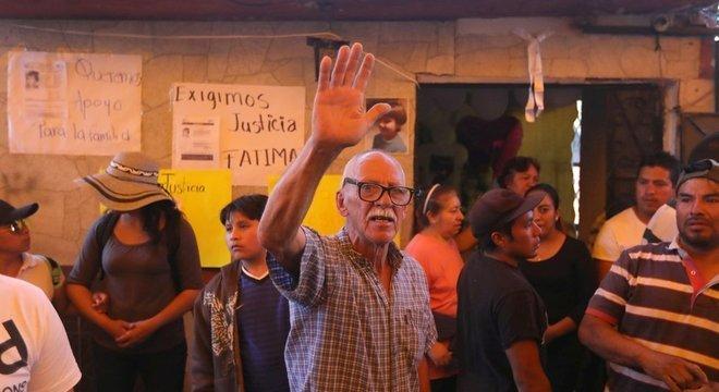População mexicana ficou indignada com crime bárbaro