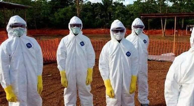 A Guiné lidou recentemente com um surto de ebola