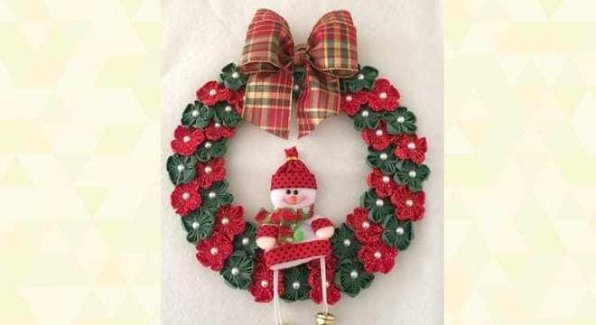 Guirlanda de Natal: ideias criativas para se inspirar e fazer a sua