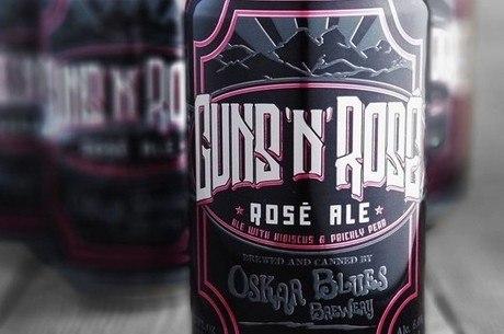 Cerveja usava nome parecido com o da banda