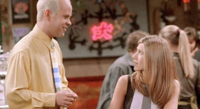 Gunther era apaixonado por Rachel