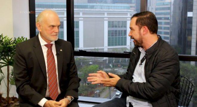 Gurgel, da Unicamp e FFCi, e Reginaldo Pereira