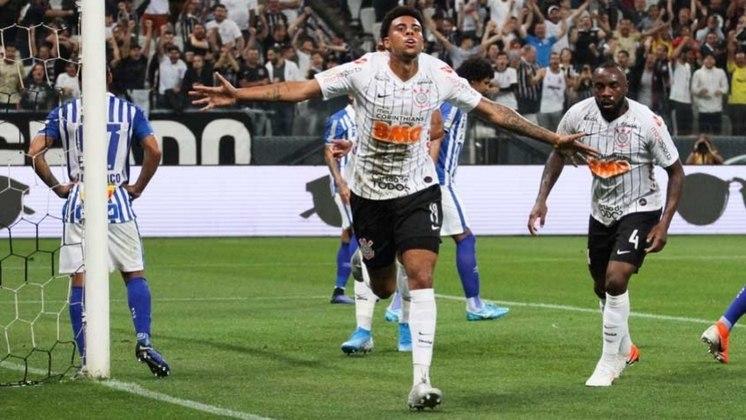 Gustagol foi artilheiro da Copinha de 2014 com nove gols, pelo Taboão. Foi comprado pelo Corinthians e emprestado ao Fortaleza, onde fez muito sucesso. Voltou ao Timão, mas foi emprestado novamente, desta vez ao Internacional. Acerta sua saída para o  Jeonbuk Motors, da Coreia do Sul.
