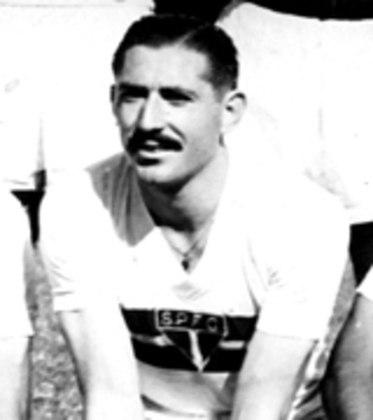 Gustavo Albella - Depois de passar por Banfield e Boca Juniors, o atacante argentino chegou ao São Paulo em 1952. Fez 80 jogos, com 46 gols, vencendo o Paulistão de 1953.