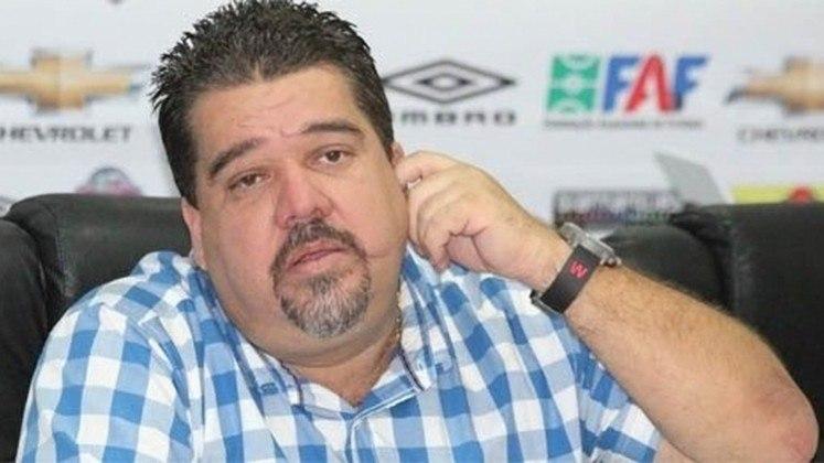 Gustavo Feijó – Além de vice-presidente da CBF, o cartola segue em seu segundo mandato na prefeitura de Boca da Mata, no interior de Alagoas. O capítulo mais polêmico da trajetória de Feijó esteve na investigação da Polícia Federal, intitulada