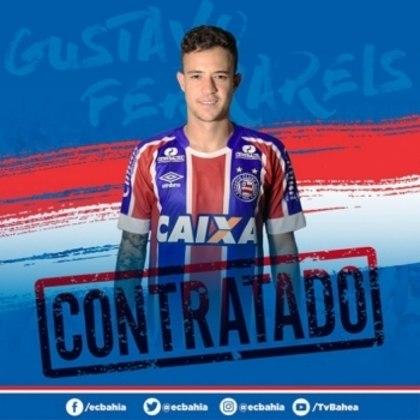 Gustavo Ferrareis - Bahia