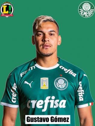 Gustavo Gómez - 13 jogos - 1170 minutos em campo - 1 gol marcado - 39 cortes - 11 chutes travados - 19 interceptações - 17 desarmes