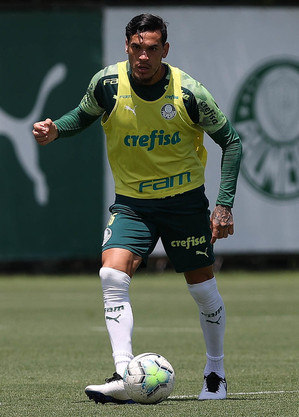 Gustavo Gómez se recupera de lesão muscular