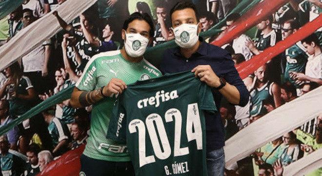 Por trás das máscaras. Saída de Dudu pressionou Palmeiras a se dobrar a Gómez