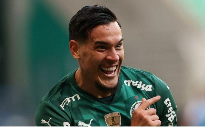 Gustavo Gómez - Zagueiro - Palmeiras - Valor segundo o Transfermarkt: 6 milhões de euros (aproximadamente R$ 37,62 milhões)