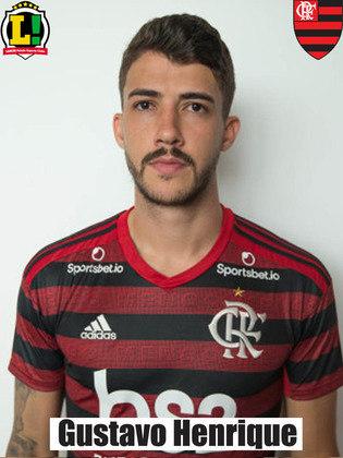 Gustavo Henrique - 5,0 - Deixou espaços para Evanilson marcar o gol de empate do Fluminense. Em outros lances, mostrou lentidão.