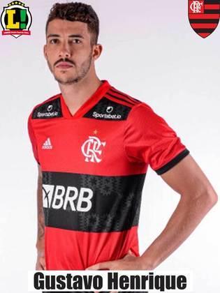 Gustavo Henrique: 6,0 – Entrou no lugar de Rodrigo Caio e praticamente não foi exigido.