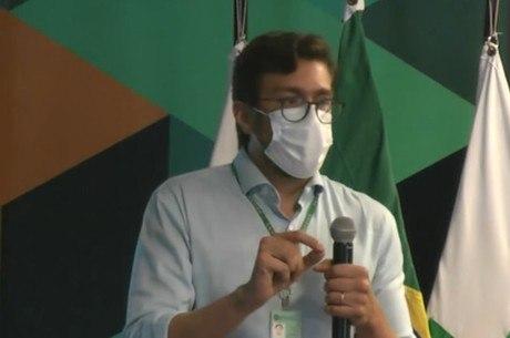 Gustavo Mendes, da Anvisa, explica paralisação