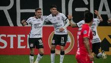 Eliminado, Corinthians goleia em ritmo de treinona Sul-Americana