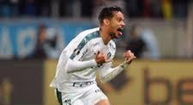 Guistavo Scarpa, o golaço do Palmeiras em Porto Alegre
