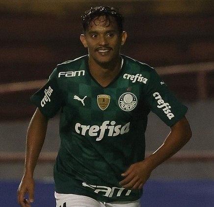 Gustavo Scarpa - Clube: Palmeiras - Pênaltis cobrados: nove - Pênaltis convertidos: oito - Aproveitamento: 88,9%.